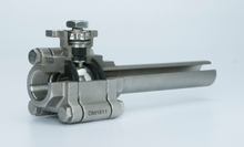 3PC Lengthened welded Ball Valve