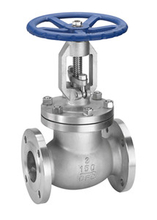 Globe Valve Flanged End ASME 150LBS